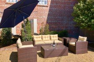 The Charleston Chestnut Mansion - Outdoor Seating