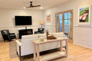 Suite 200 - Living Room