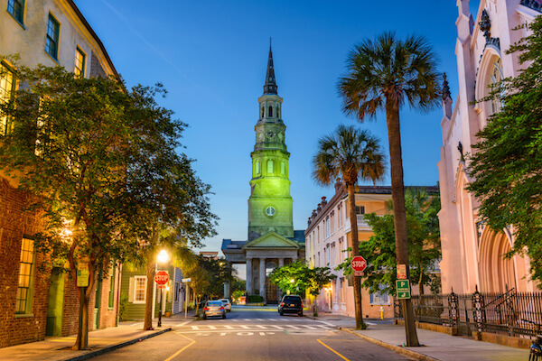 One Day Charleston Itinerary