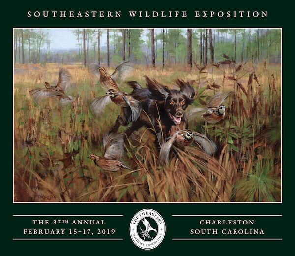 Charleston Southeastern Wildlife Expo Feb 13-17 2019